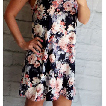 Fearless Floral Dress