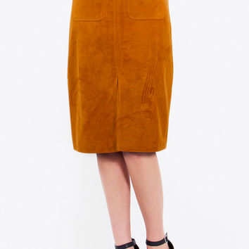 Faux Real Skirt