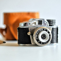 1950's JAPAN Miniature Camera HAGON  in Excellent Condition