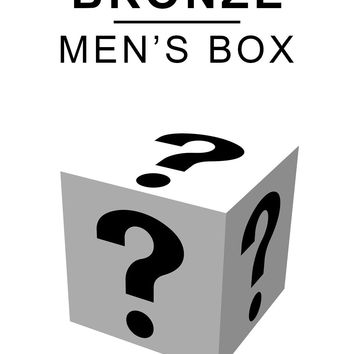 Men's BRONZE Mystery Box