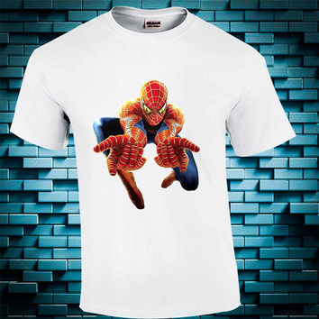 Spiderman Action - Spiderman Action t shirt youth - Spiderman Action shirt kids - tshirt adult unisex - Funny Tshirt