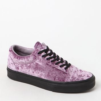 Vans Women's Velvet Old Skool Sneakers at PacSun.com