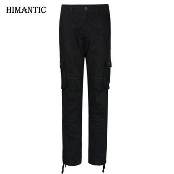 High Quality Cotton Men Army Training Outdoor Tactical Military Pants Men Cargo Pants Army Pant