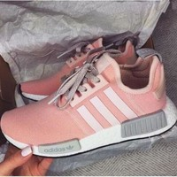 PEAPONS Adidas' NMD Women Fashion Trending Running Sports Shoes