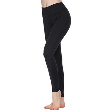 Women Power Flex Yoga Pants Workout Running Leggings - Perfect for everyday use