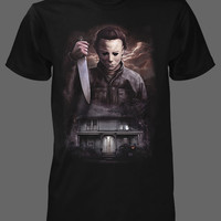 The Boogeyman [01192] - $25.95 : Horror T-Shirts : FRIGHT-RAGS, Horror Shirts