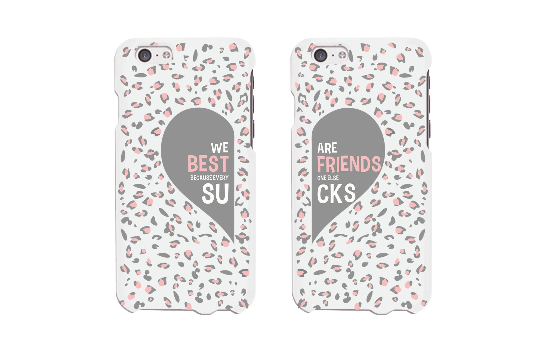 Bff Leopard Print Phone Cases From Soramee Wishlist