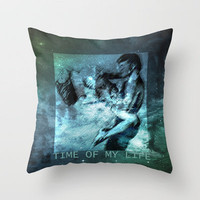 Time of my life Throw Pillow by Armine Nersisyan | Society6