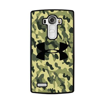 CAMO BAPE UNDER ARMOUR LG G4 Case Cover