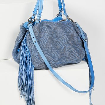 Free People Calabria Washed Tote