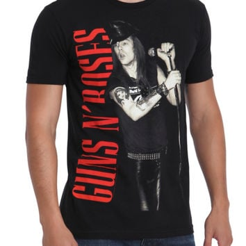 Guns N Roses Axl Rose T-Shirt