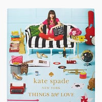 Kate Spade Things We Love Coffee Table Book Multi ONE