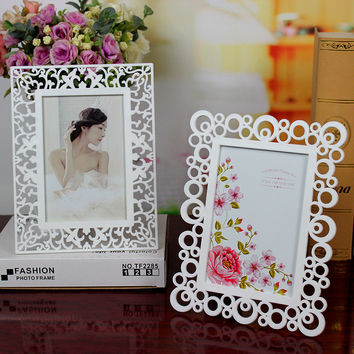 Innovative Photo Frame Children Rack 4pcs/set [11405470991]