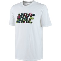 Nike Floral Graphic Tee