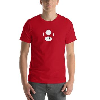 Super Mario Mushroom Power Up T-Shirt