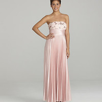 Xtraordinary Strapless Gown | Dillard's Mobile