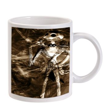 Gift Mugs | Jack Skellington Nightmare Art Ceramic Coffee Mugs