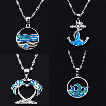Beach Themed Pendant Necklaces