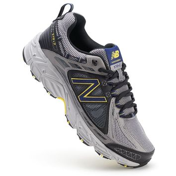 New Balance 510 Men's Trail Running Shoes (Grey)
