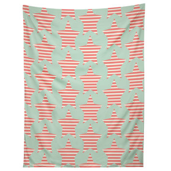 Allyson Johnson Stripes And Stars Tapestry