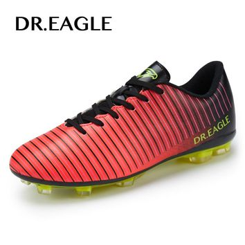 Outdoor Sport Soccer cleats soccer original Shoes TF/FG Futzalki for football shoes with spikes Training Soccer Sports Sneakers
