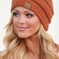 CC Confetti Knit Beanie - More Colors!