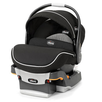 Chicco KeyFit 30 Zip Infant Car Seat - Obsidian