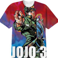 JOJO part 3 created by hamaonoverdrive | Print All Over Me