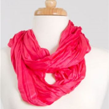 Color and Beyond Infinity Scarf  Multiple Colors Available