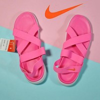 Trendsetter Nike Woman Casual Fashion Sandals Shoes