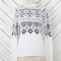 Altar'd State Fairisle Style Sweater | Altar'd State