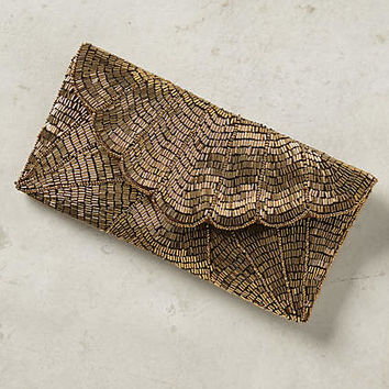 Empire Beaded Pouch