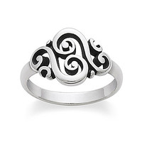 James Avery Spanish Swirl Ring - Sterling Silver 9