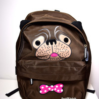 Pug Backpack! (Small/Indie Brands)