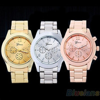 MAN New Fashion Ladies Women Girl Unisex Stainless Steel Quartz Wrist Watch, bracelet watch , unisex watch = 1651431684