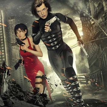 Resident Evil: Retribution 11x17 Movie Poster (2012)