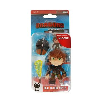 Loyal Subjects How to Train Your Dragon Hiccup Action Vinyl Figure