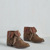 Festival The Fold and the Beautiful Boot by Rocket Dog from ModCloth