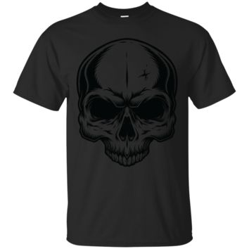 Motorcycle, Biker Club Tattoo Skull - Men's Premium T-Shirt