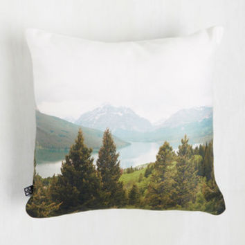 Peaks Your Interest Pillow