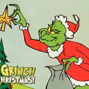 How the Grinch Stole Christmas 11x17 Movie Poster (1966)