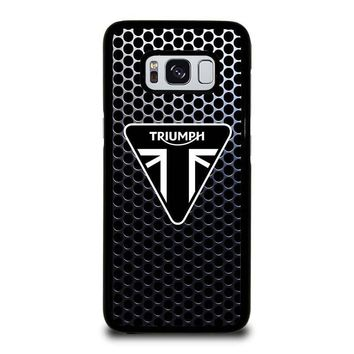 triumph motorcycle logo samsung galaxy s3 s4 s5 s6 s7 edge s8 plus note 3 4 5 8  number 2
