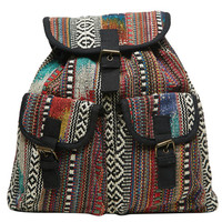 Blanket Stripe Backpack
