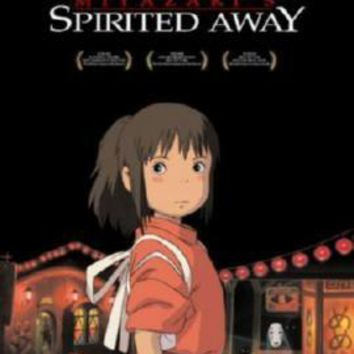 Spirited Away Movie Poster 11 inch x 17 inch poster
