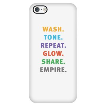 Rodan and Fields Wash Tone Glow Phone Case for IPhone