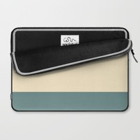 Sunshower Laptop Sleeve by spaceandlines