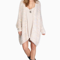 Candy Coated Knit Cardigan