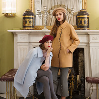 Kitten Anthem Coat (Camel)