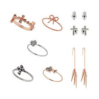 Dainty Bow Jewellery Pack - Jewelry - New In This Week  - New In
