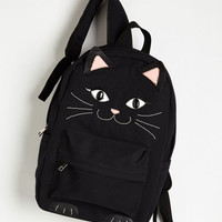 ModCloth Quirky Sass Participation Backpack